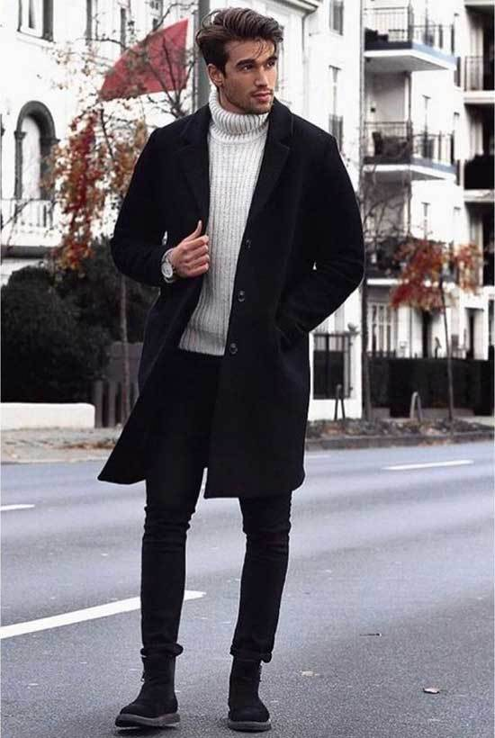 Winter office Outfits Men-10