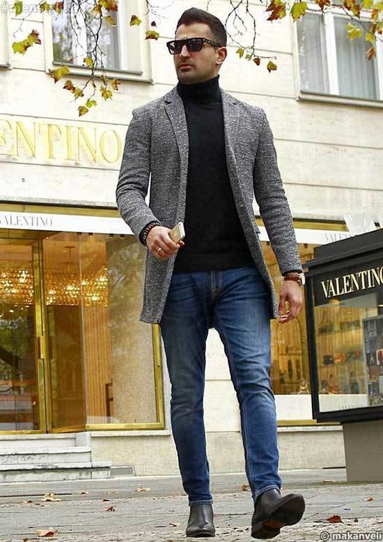 Winter office Outfits Men-11