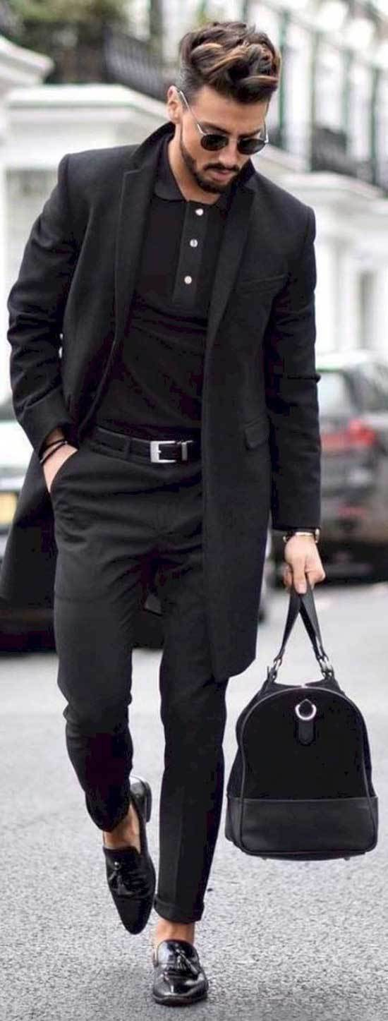 Winter office Outfits Men-13