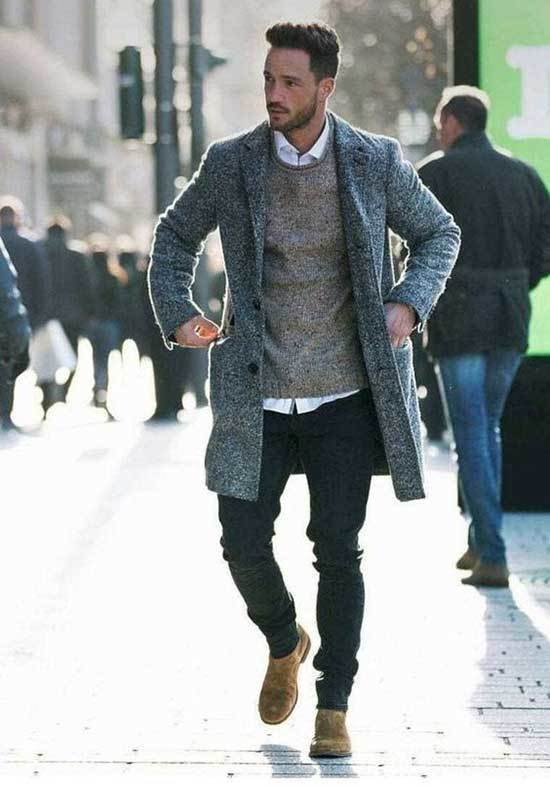 Winter office Outfits Men-19