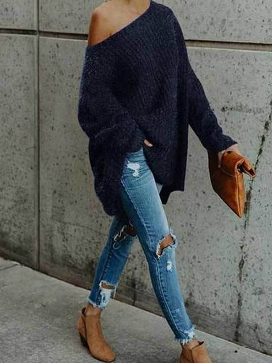 Winter Outfits with Jeans-23