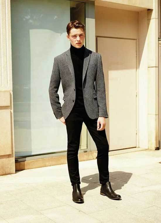 Winter office Outfits Men-25