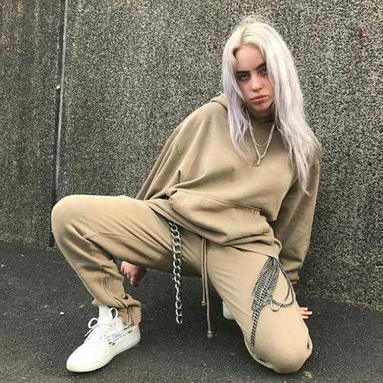 Billie Eilish Outfits-27