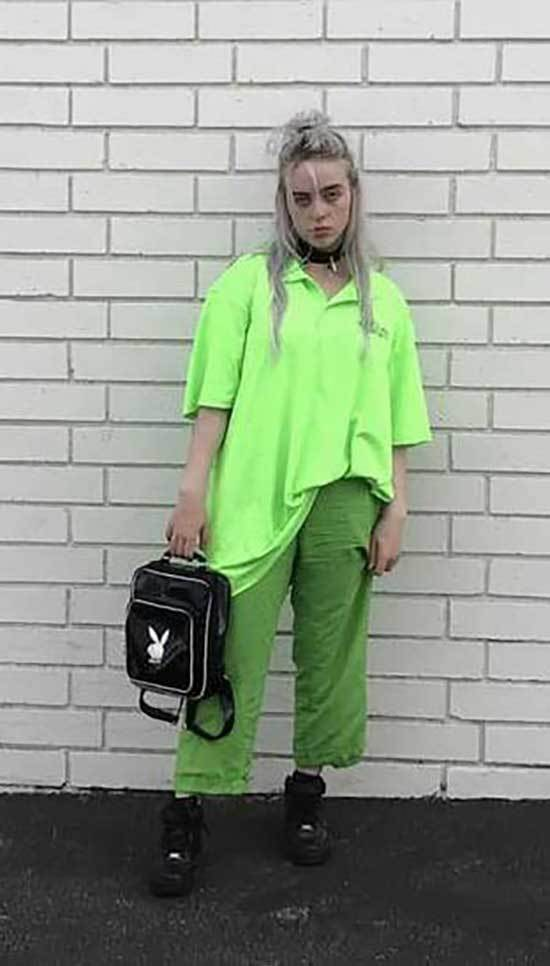 Billie Eilish Outfits-31