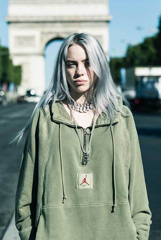 Billie Eilish 2019 Outfits