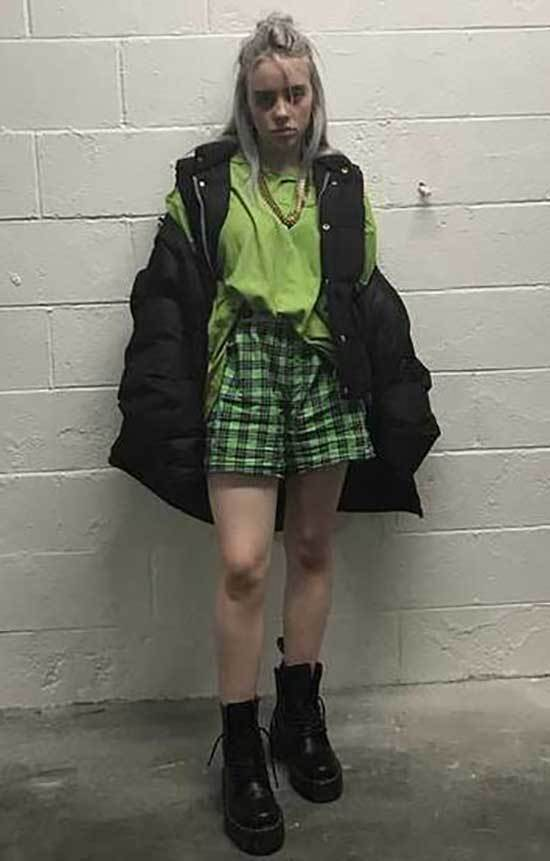 Billie Eilish Outfit Ideas
