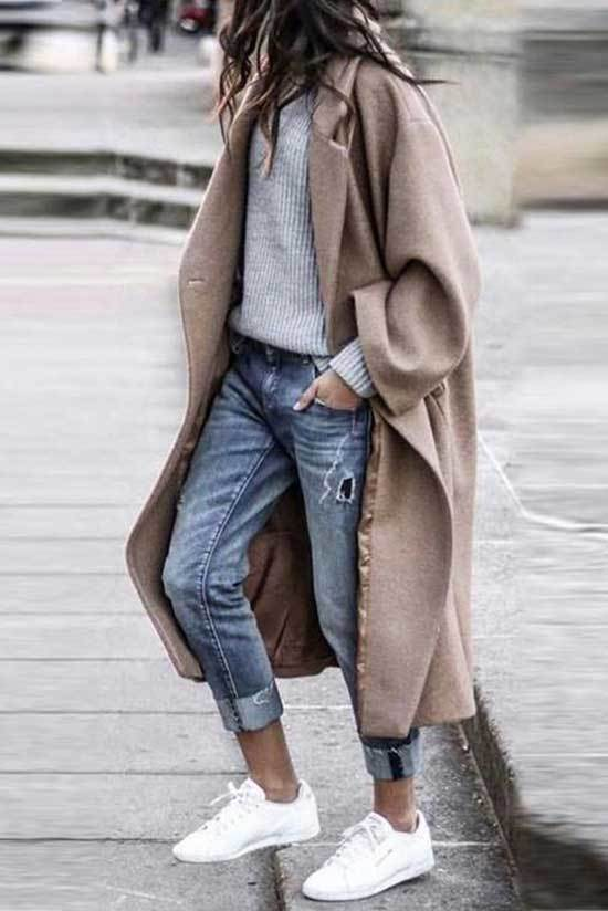 Fall Winter Outfits with Jeans