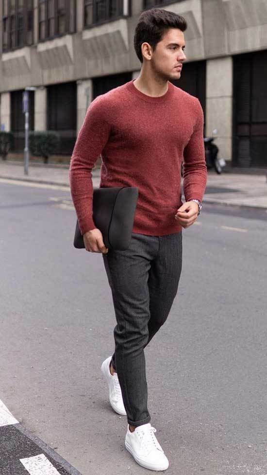 Casual Men's Winter Outfits
