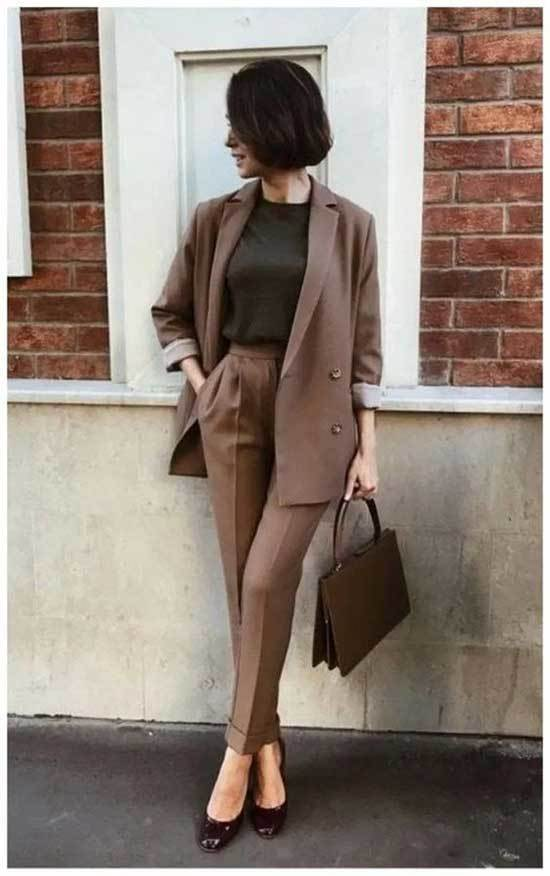 Classy Winter Outfits for Ladies