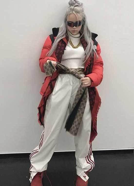 Style Billie Eilish
