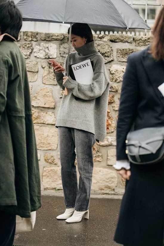 Minimal Street Style Winter 2019-11