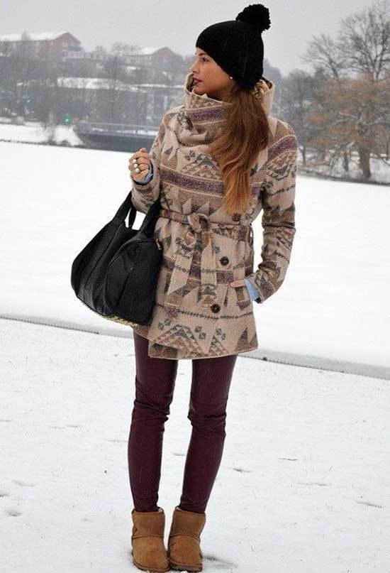 Ugg Boots Outfit Ideas-12