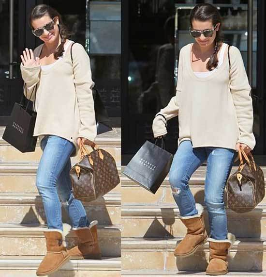 Ugg Boots Outfit Ideas-13