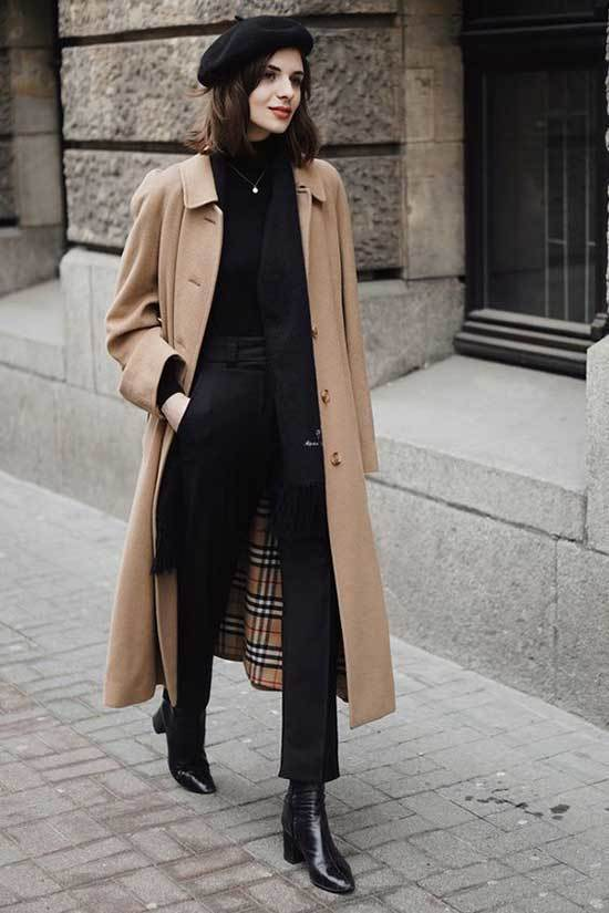 Trench Coat Outfit Womens-16