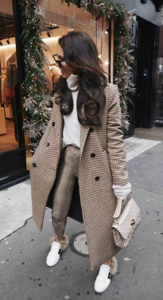 Trench Coat Outfit Womens-19