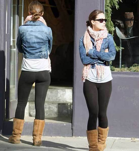 Ugg Boots Outfit Ideas-19