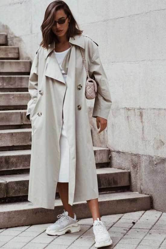 Trench Coat Outfit Womens-20