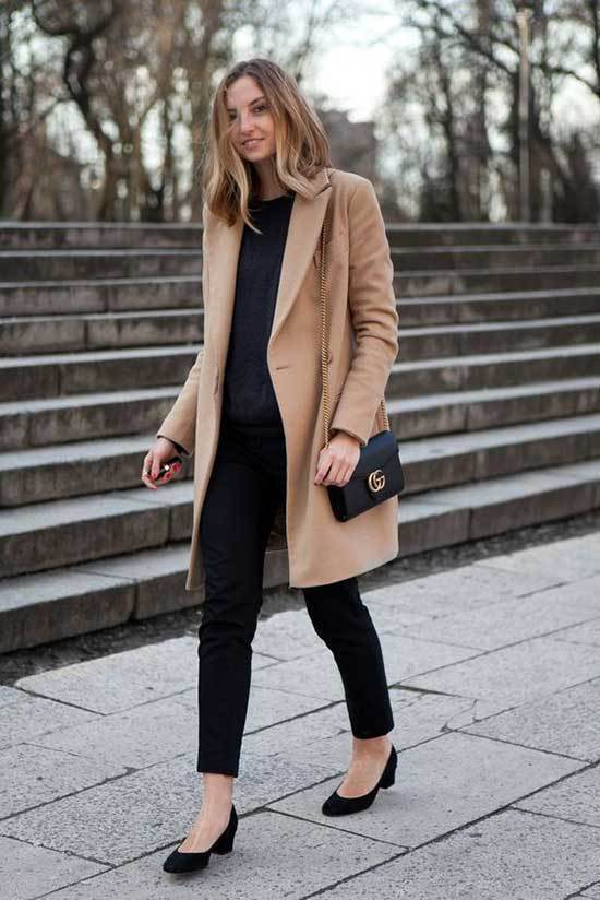 Trench Coat Outfit Womens-21