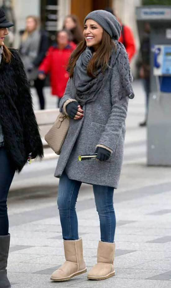 Ugg Boots Outfit Ideas-22