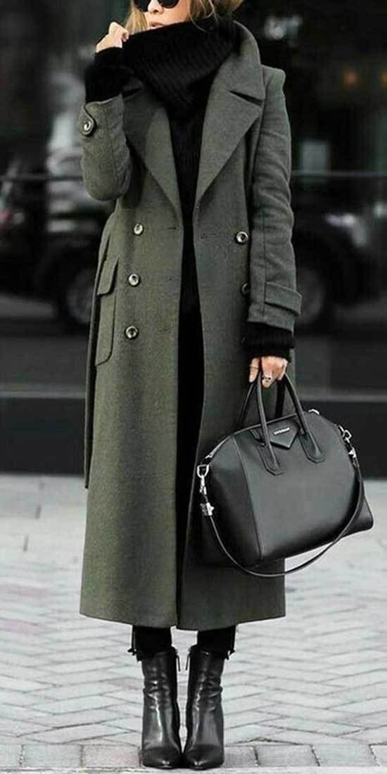 Trench Coat Outfit Womens-26