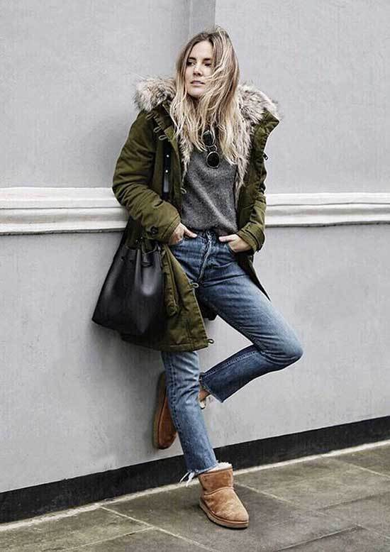 Ugg Boots Outfit Ideas-28