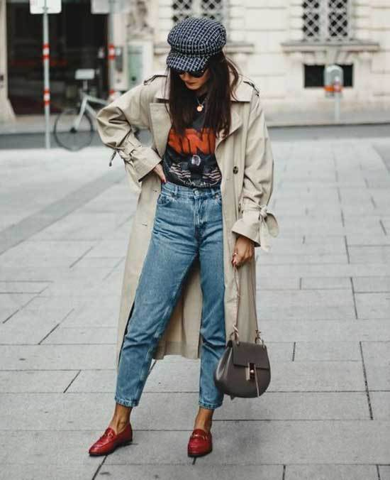Winter Trench Coat Outfit Womens-7