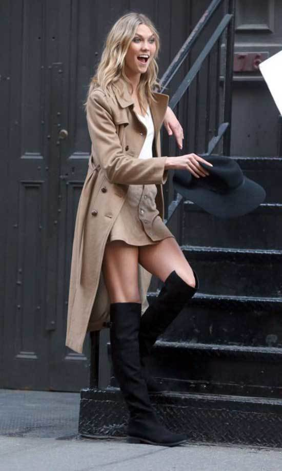 Trench Coat Outfit Women's