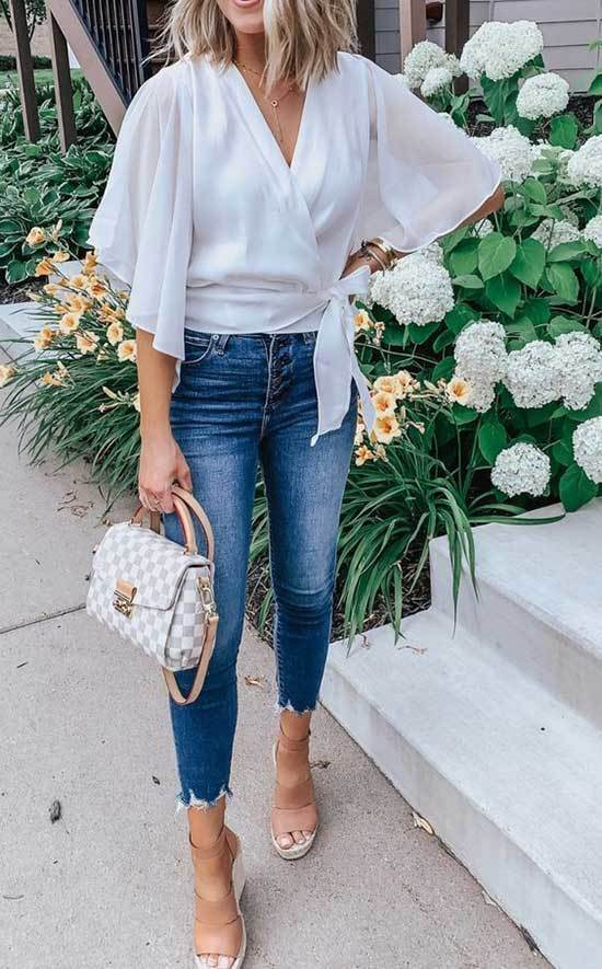 Spring Jeans Outfit Ideas for 2020-10