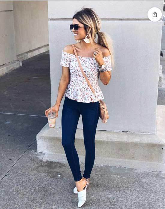Spring Floral Outfit Ideas for 2020-16
