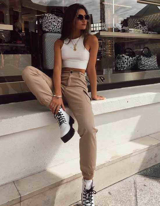 Spring Fashion Outfit Ideas for 2020-19