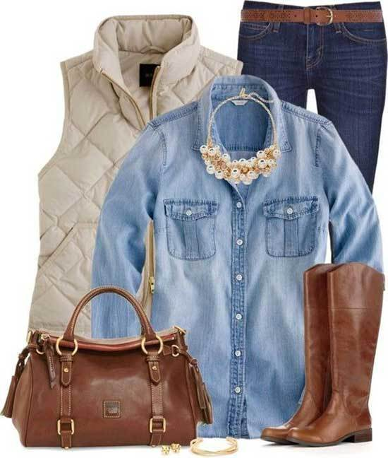 Best Casual Outfits for Ladies-21