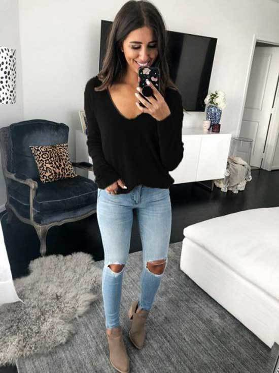 Best Casual Outfits for Ladies-23