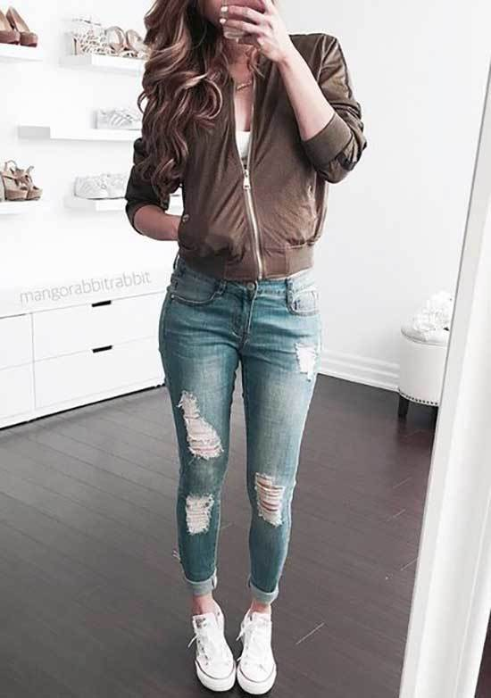 Simple Outfits Back To School-6