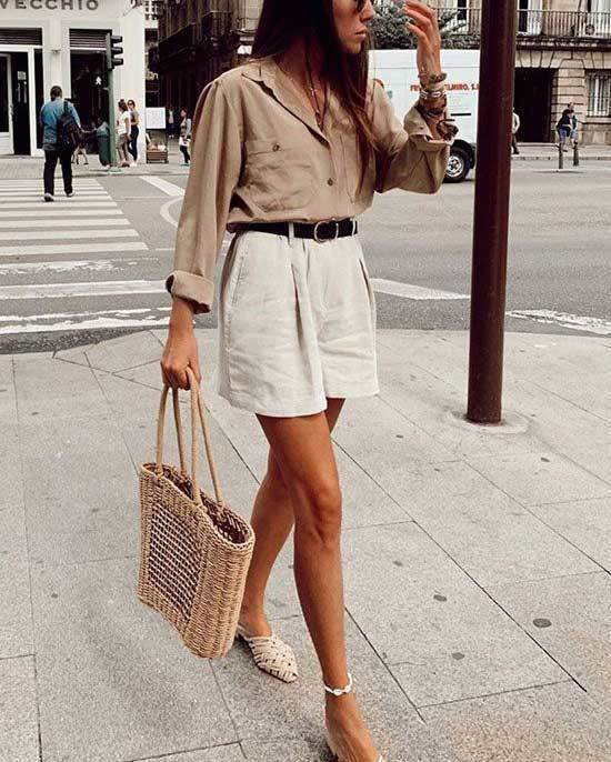Spring Street Style Outfit Ideas for 2020-8