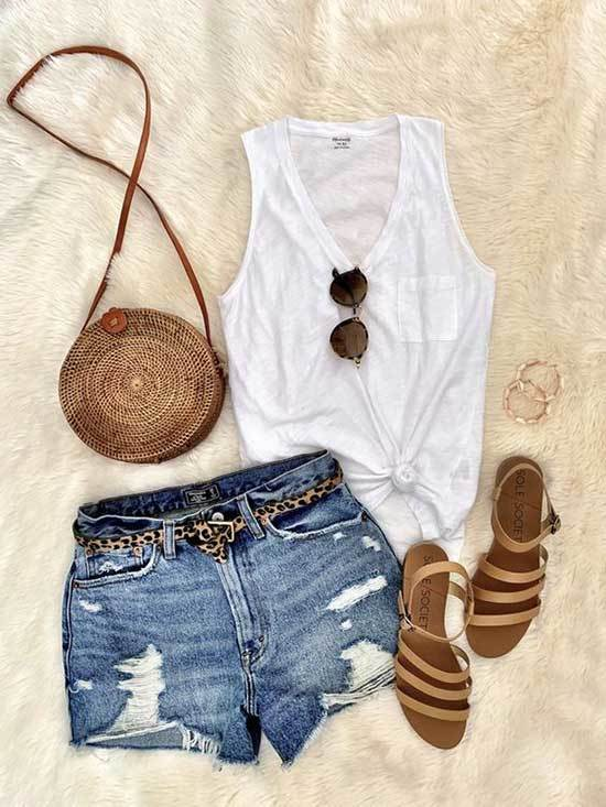 Summer and Spring Outfit Ideas for 2020-9