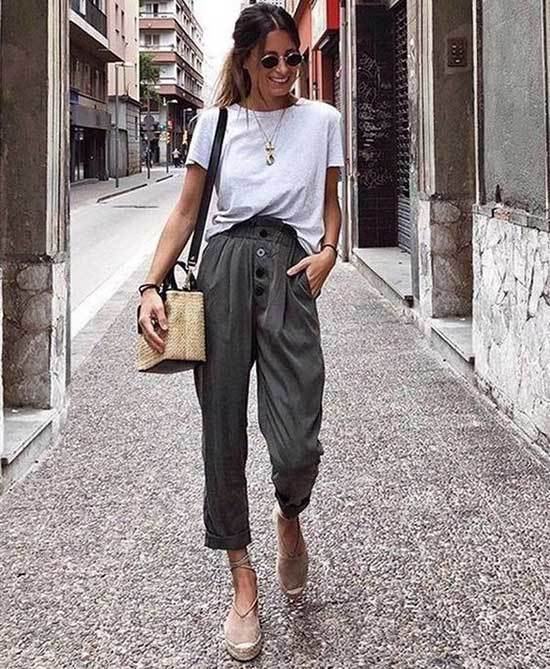 Women's Spring Outfit Ideas