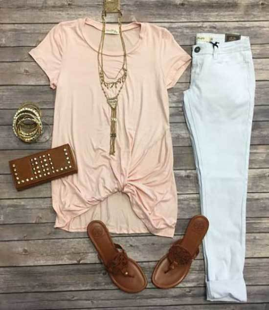 Simple Casual Spring Outfits-12