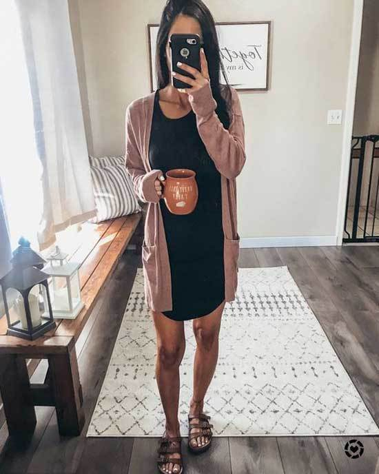 Casual Spring Dress Outfits-16
