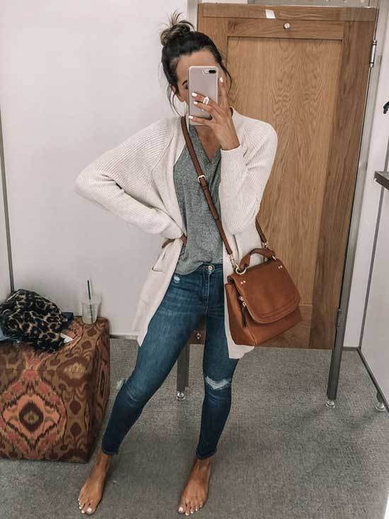 Casual Spring Skinny Jeans Outfits-18