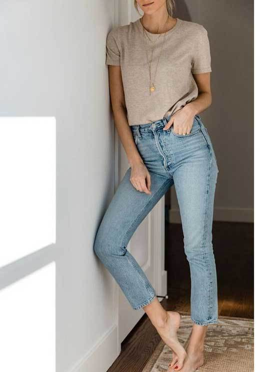 Casual Spring Jeans Outfits-20