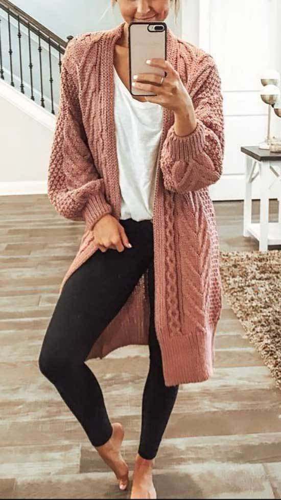 Comfortable Lazy Day Outfits-20