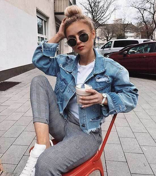 Jean Jacket Outfits-20