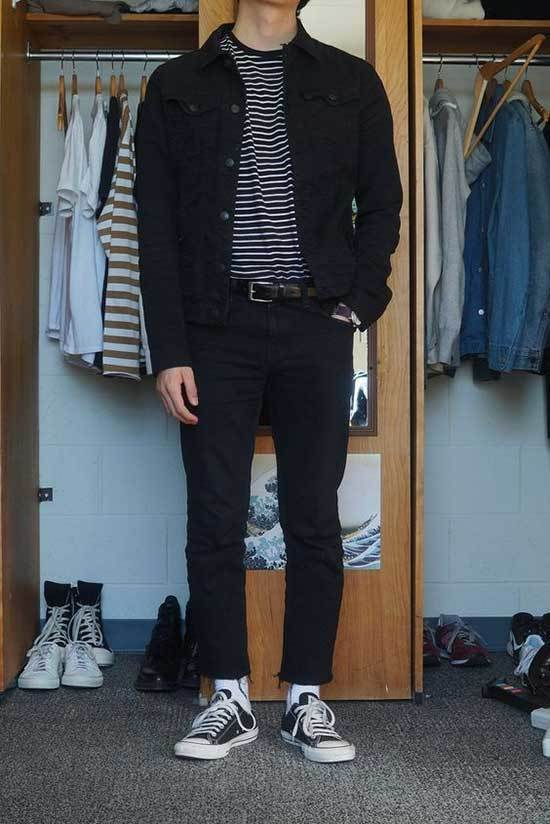 Mens Simple Converse Outfits-20