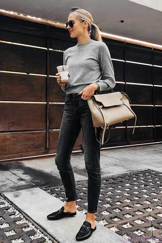 Casual Spring College Outfits-21