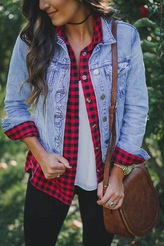 Jean Jacket Outfits-21