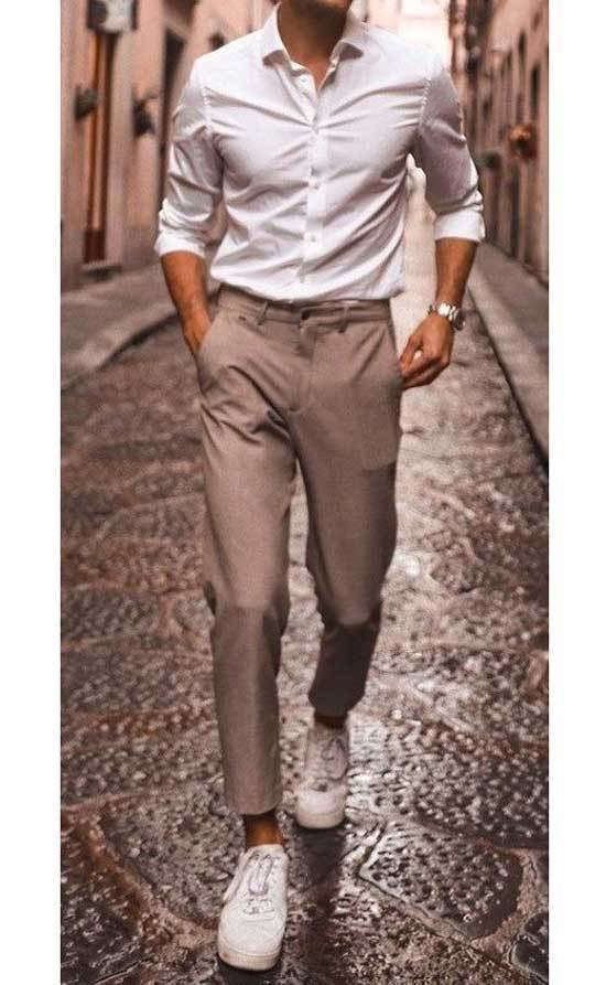 Mens Simple office Outfits-30