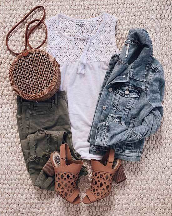 Stylish Casual Spring Outfits-7