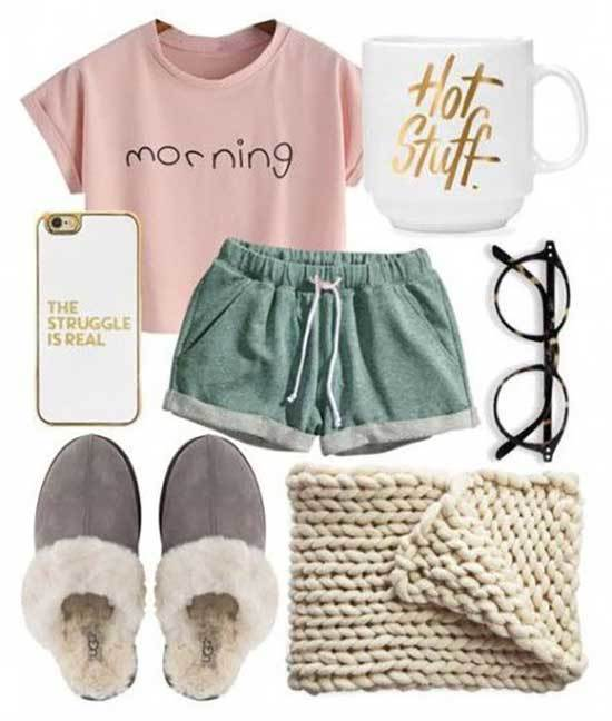 Lazy Day Pj Outfits-8
