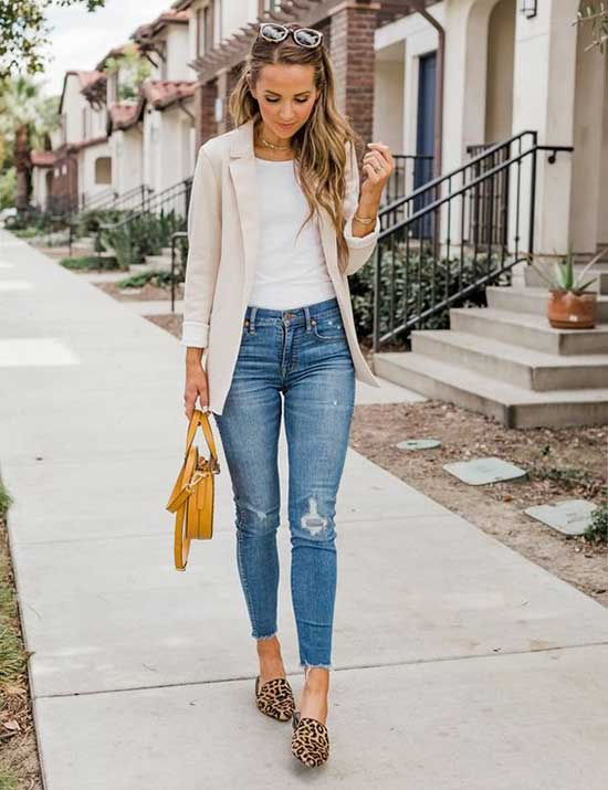Simple Blazer Outfits-9