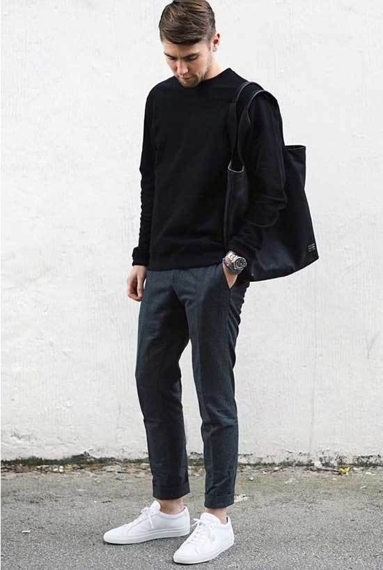 Simple Outfit for Men